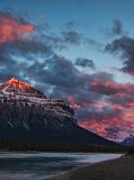 Class AA Third Place, Saskatchewan Sunrise by Marion Faria