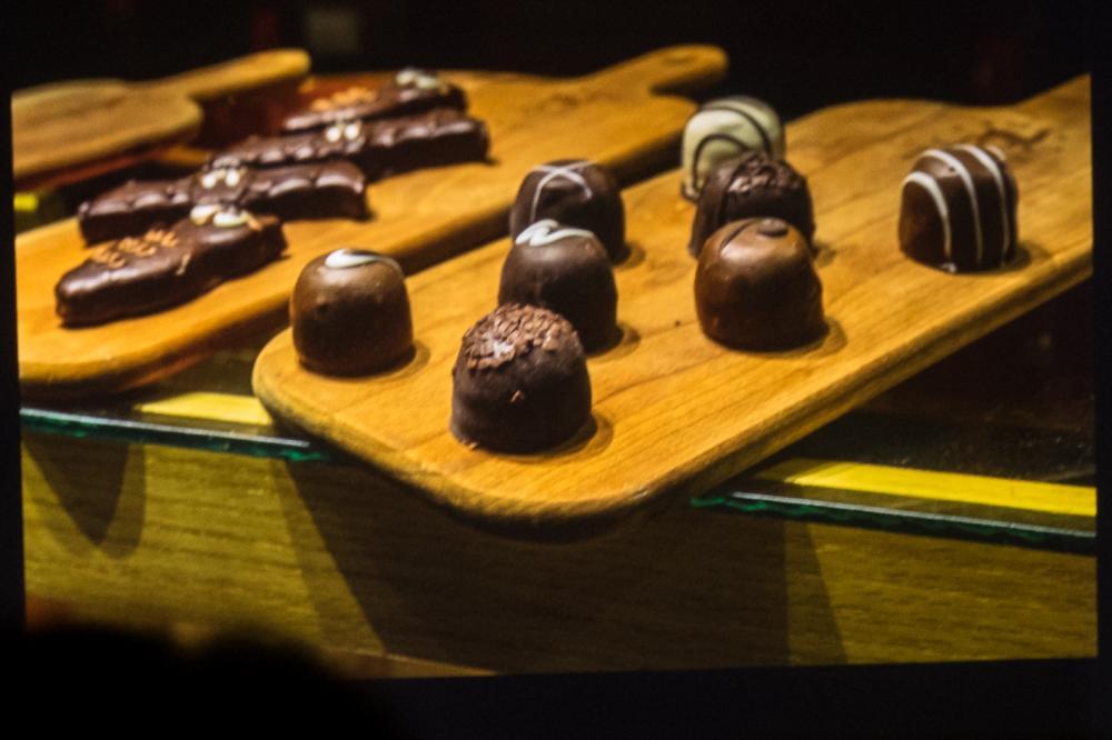 Chocolate by Tara Marshall