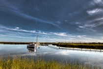 2nd-B-Cape_Cod_Moonlit_Boats-John_Brissette