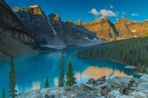 3rdBSunrise-at-Moraine-LakeZangari-Ronald