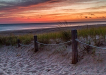 3rd~A~Peaceful Sunrise on the Cape~Sue Babin