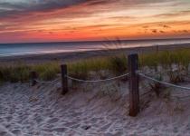 3rd~A~Peaceful Sunrise on the Cape~Sue Babin