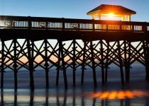 2nd~AA~Dawn Folly Beach Pier~Janson Dena