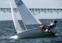 2nd Class AA  Newport REgatta by Kate Stepanova