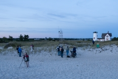 The group at Stage Harbor Lighthouse 2