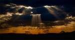 1ST~AA~Gods Beam at Serengeti~Doo Mary