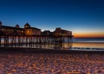 2nd-71~A~Old Orchard Beach Sunrise~Babin Sue