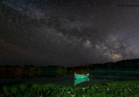 2nd_Milky Way at Salt Pond_Karl  Zuzarte_Color Print A