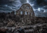 1st AA~abandoned stone wall~Fike Matthew