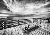 2nd_Jaw's Bridge_Mike DiStefano_B&W  Print