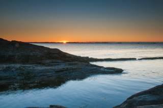 Sunrise by Bob Dansereau