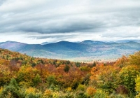 View from Bear Notch Road - Leslie