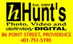 Hunt's Photo and Video Annual Digital Sale