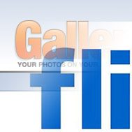 Gallery to flickr