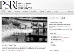 New PSRI Web site