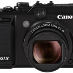 Canon G1 X Front view