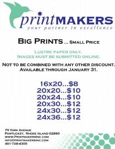 printmakers sale 011214