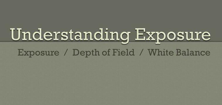 Presentation – PSRI Member Dennis Goulet – Understanding Exposure