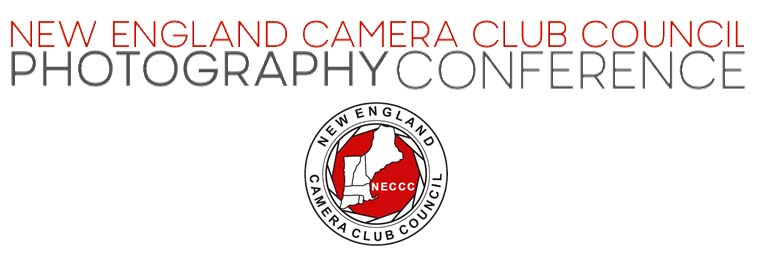 Free Registration at NECCC Annual Photography Conference for one PSRI Member