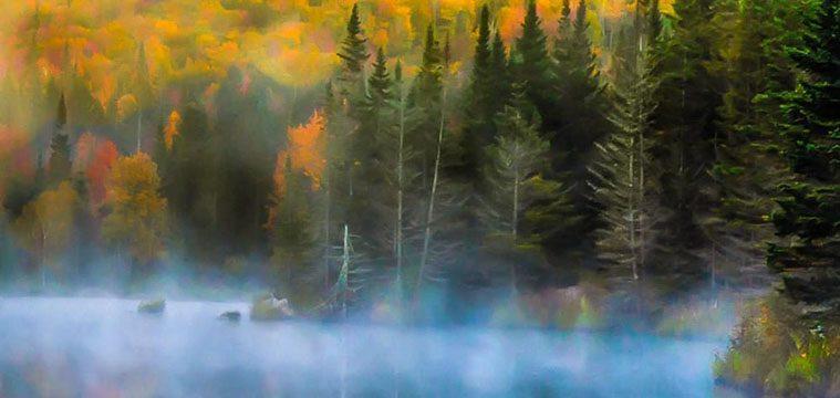 Autumn Workshop in the White Mountains
