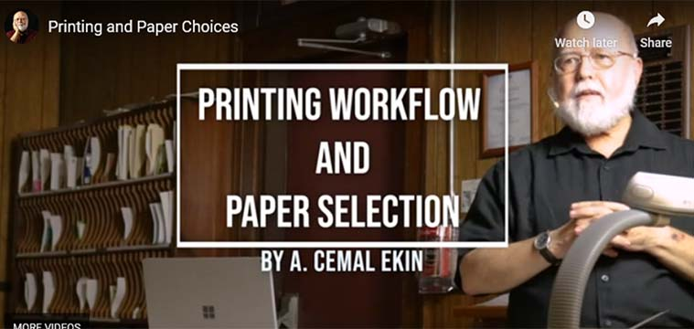 Printing and Paper Choices